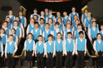 Kent College Choristers